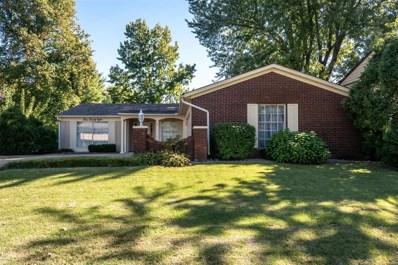 328 Roanoke Drive, Belleville, IL 62221 - MLS#: 18082645