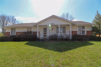 1795 Canyon View Court, Chesterfield, MO 63017 - MLS#: 18082785