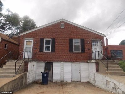 6128 Bircher Street, St Louis, MO 63120 - MLS#: 18082815