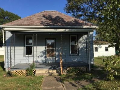 217 S Bess Avenue, Marissa, IL 62257 - MLS#: 18082858