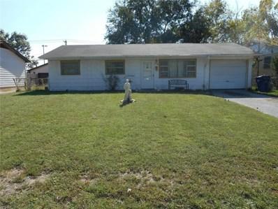204 Miskell Boulevard, Cahokia, IL 62206 - MLS#: 18082899