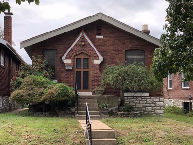 5632 Holly Hills Avenue, St Louis, MO 63109 - MLS#: 18082906