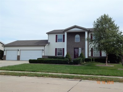 1328 Fieldstone Drive, Waterloo, IL 62298 - MLS#: 18082978