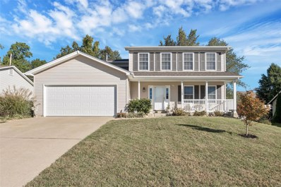 1180 Gibraltar Point Drive, St Charles, MO 63304 - MLS#: 18083059