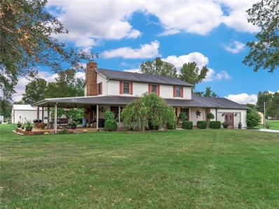 5022 Indian Hills Drive, Edwardsville, IL 62025 - #: 18083110