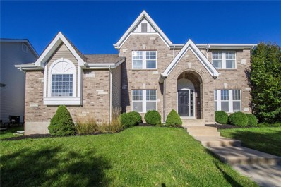 307 Lake Side View, St Peters, MO 63376 - MLS#: 18083111