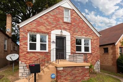 4205 Utah Street, St Louis, MO 63116 - MLS#: 18083327