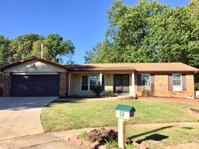 10239 Abdell Drive, St Louis, MO 63126 - MLS#: 18083427