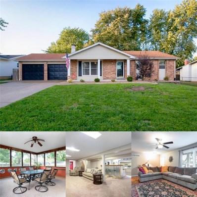 3906 Copper Ridge Drive, St Peters, MO 63376 - MLS#: 18083441