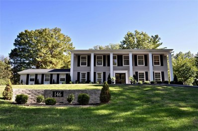 146 Babler Road, Town and Country, MO 63141 - MLS#: 18083598