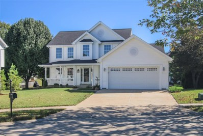 283 Cheval Square, Chesterfield, MO 63005 - MLS#: 18083761
