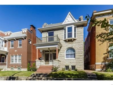 3955 Botanical Avenue, St Louis, MO 63110 - MLS#: 18083783