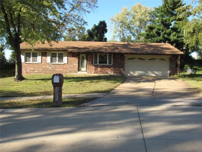 4115 Bain Court, Bridgeton, MO 63044 - MLS#: 18083907