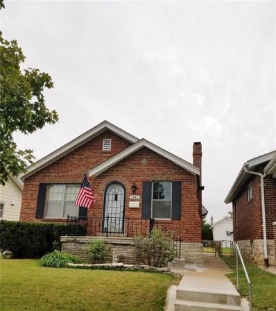 5445 Robert Avenue, St Louis, MO 63109 - MLS#: 18083924