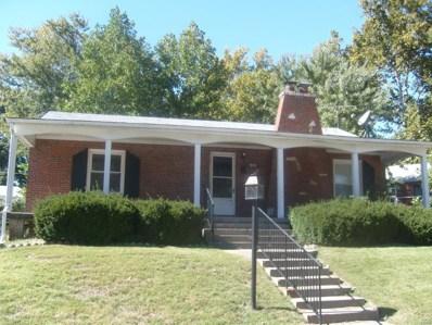 9111 Newby Street, St Louis, MO 63137 - MLS#: 18083970