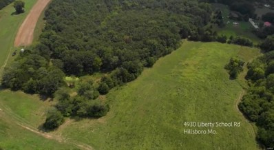 4930 Liberty School Road, Hillsboro, MO 63050 - MLS#: 18084049