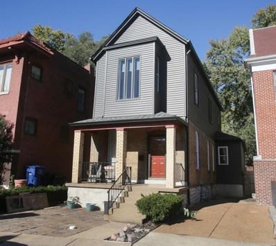 4463 Pershing Avenue, St Louis, MO 63108 - MLS#: 18084076