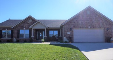 4658 Cherry Circle Court, Smithton, IL 62285 - MLS#: 18084082
