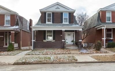 6268 Magnolia, St Louis, MO 63139 - MLS#: 18084111