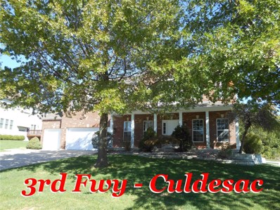 4 Green Briar Hills Court, O\'Fallon, MO 63366 - #: 18084267