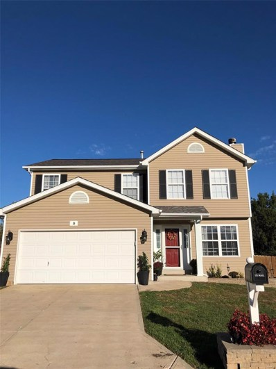 9 Dorchester, House Springs, MO 63051 - MLS#: 18084387