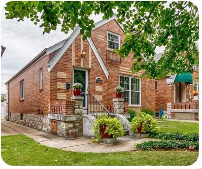 6347 Bancroft Avenue, St Louis, MO 63109 - MLS#: 18084469