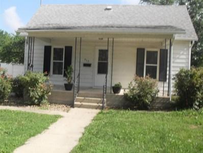 813 W 6th Street, Staunton, IL 62088 - MLS#: 18084535
