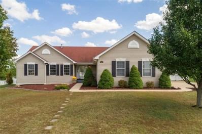 1033 Highland Estates Dr, Wentzville, MO 63385 - MLS#: 18084538
