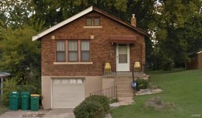 7033 Idlewild Avenue, St Louis, MO 63136 - MLS#: 18084581