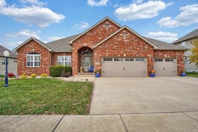 3336 Drysdale Court, Edwardsville, IL 62025 - #: 18084808