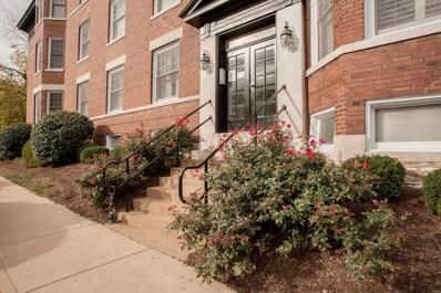 541 Rosedale Avenue UNIT 101, St Louis, MO 63112 - MLS#: 18084984