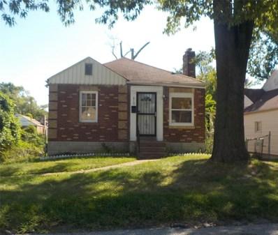 210 Newell Drive, St Louis, MO 63135 - MLS#: 18086014