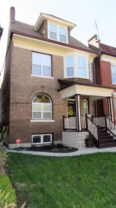 5644 Maple Avenue, St Louis, MO 63112 - MLS#: 18086154