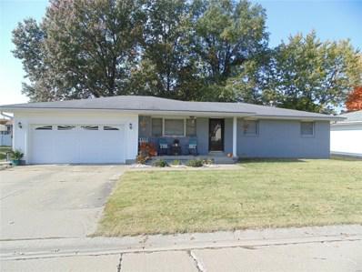 55 Sunflower Drive, Highland, IL 62249 - MLS#: 18086605