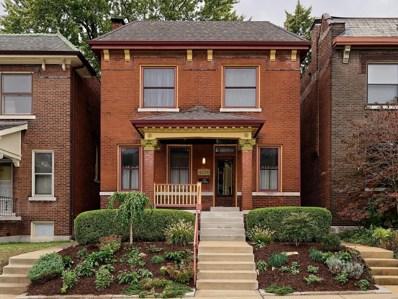 4206 Flad Avenue, St Louis, MO 63110 - MLS#: 18086659