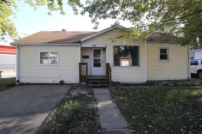 665 N 3rd Street, Wood River, IL 62095 - MLS#: 18086680