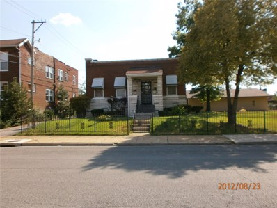4596 Aldine Avenue, St Louis, MO 63113 - MLS#: 18086681