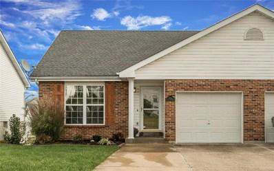 1754 Summergate Estates Drive, St Peters, MO 63303 - MLS#: 18086718