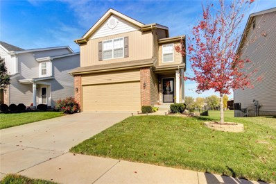 1308 Commons Circle, Cottleville, MO 63304 - MLS#: 18086795