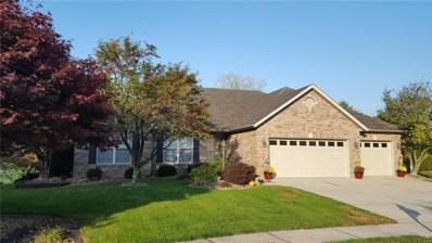 1806 Lincoln Knolls Drive, Edwardsville, IL 62025 - #: 18086978