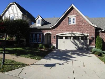 26 Sappington Villa Court, St Louis, MO 63126 - MLS#: 18087048