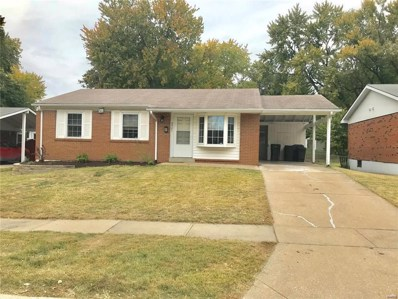 2521 Hedgerow, Florissant, MO 63031 - MLS#: 18087113