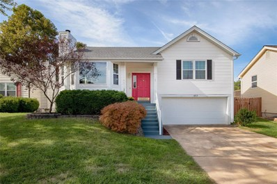 1563 Brittany Timbers Drive, St Charles, MO 63304 - MLS#: 18087532