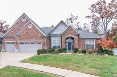 526 Elm Creek Drive, Wentzville, MO 63385 - MLS#: 18087533
