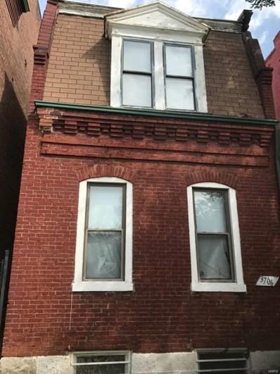 3706 Ohio Avenue, St Louis, MO 63118 - MLS#: 18087638
