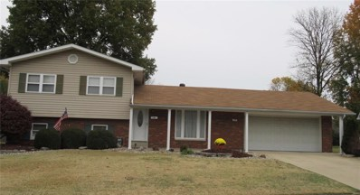 204 Rosemary Drive, Collinsville, IL 62234 - #: 18087973