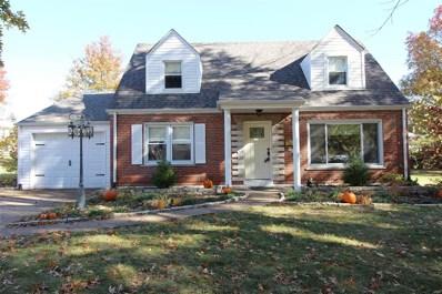 10008 Zenith Court, St Louis, MO 63123 - MLS#: 18087977