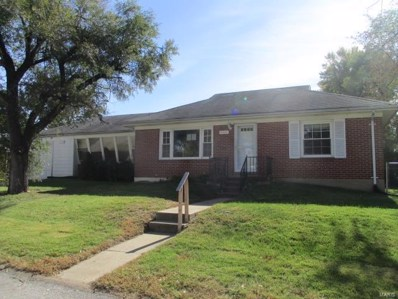 4512 Stivers Street, St Louis, MO 63121 - MLS#: 18088005