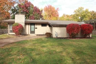 707 Paddock Court, Crestwood, MO 63126 - MLS#: 18088025