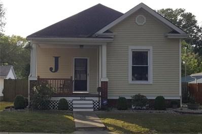 505 N Buchanan Street, Edwardsville, IL 62025 - MLS#: 18088041